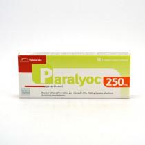 Paralyoc 250 mg...