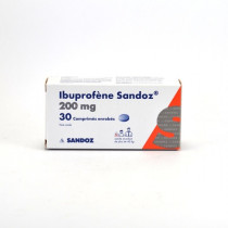 Ibuprofen Sandoz 200 mg, Box Of 30 Tablets