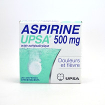 UPSA Aspirin 500 mg...
