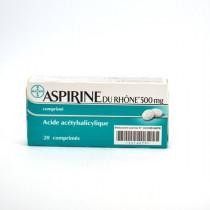 Aspirin du Rhone, 500mg,...