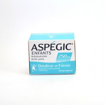 Aspégic Children 250 mg,...