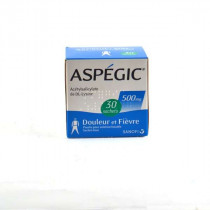 Aspégic 500 mg, Pains and...