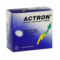 Actron – headache and other...