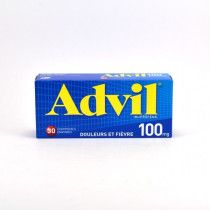 Advil 100mg Ibuprofen, 30...