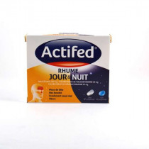 Actifed Cold Day & Night,...