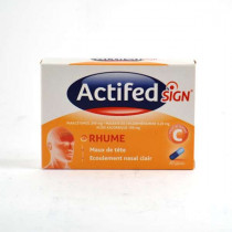 Actifed Sign Cold/Headache/...