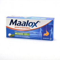 Maalox Chewable Tablets...