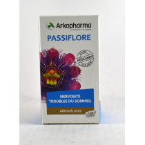 Passionflower Arkogélules - Nervousness, Sleep Disorders - Arkopharma - 150 Capsules