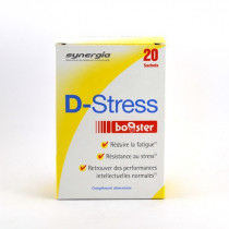 D-Stress Booster Tiredness...