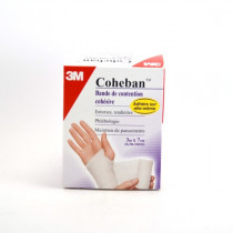 Coheban 3M White Cohesive...