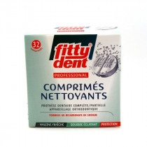 32 Fittydent Denture And...