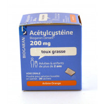 Acetylcysteine 200mg, Loose...