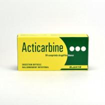 Acticarbine, Digestion...