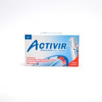 Activir 5%, Aciclovir,...