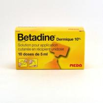 Betadine Dermal 10% MEDA,...