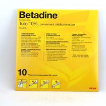 Betadine MEDA 10% Tulle,...
