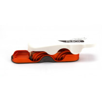Tablet Cutter, Pilbox - orange
