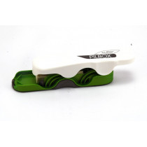 Tablet Cutter, Pilbox - green