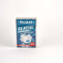 Ricqlès Chewing-Gum Sugar...
