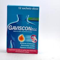 Gavisconell Sachet Mint...