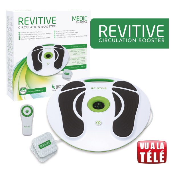 Special Offer Revitive Médic pharma Circulatory Stimulator with Carrying Case