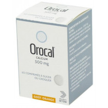 Orocal 500mg, Calcium...