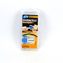 Battery n°675 Duracell Blue...