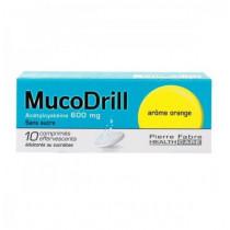 MucoDrill 600mg, 10...