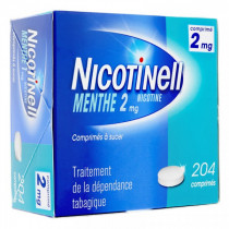 Nicotinell mint, 2mg, 204...