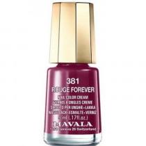 Nail Polish - Red forever - N°381 - Mavala - 5ml