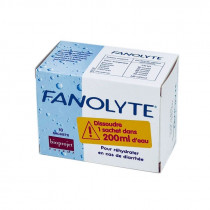 Fanolyte, 10 packets,...