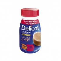 Delical, concentrated coffee drink, 4 x 200ml