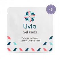 Livia - self-adhesive gel...