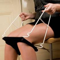 Brief / panty thread