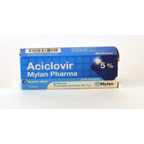 Aciclovir Cream -...
