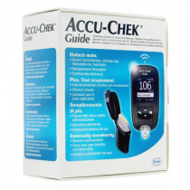 Accu-Chek Guide - Blood...