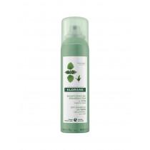 Dry Shampoo with Nettle - Oily Hair - Klorane - 150 ml