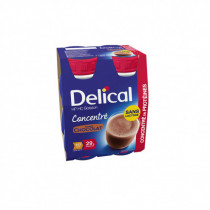 Delical Lactose Free Chocolate Drink 4x200ml