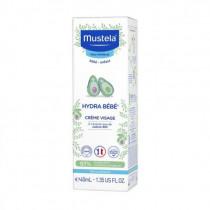 Face Cream - Hydra Baby - Normal Skin - Mustela - 40 ml