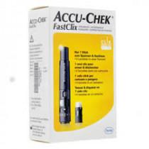 Accu-Chek FASTCLIX Lancing...