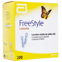 Abbott FreeStyle Lancets –...
