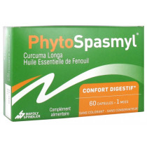 PhytoSpasmyl - Digestive Comfort - Nutritional Supplement - 1 month