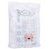 200 Cotton Wool Rectangles,...