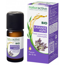 Organic Spike Lavender...