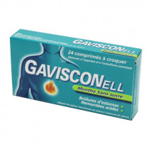 Gavisconell Mint with no...