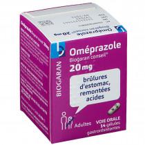 Biogaran Conseil Omeprazole...