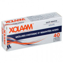 Xolaam, for adults, mint...
