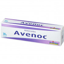 Boiron Avenoc Ointment – haemorrhoids relief – 30 g Tube