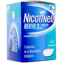 Nicotinell Mint 2mg,...