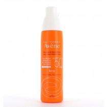 Avène spray solaire très haute protection spf50+, 200ml